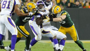 The Green Bay Packers Defense