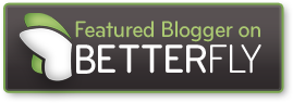 Featured Blogger on BetterFly