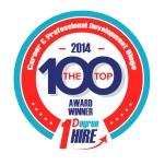 1DH Top 100 Logo
