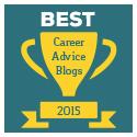 Best career advice blog winner 2015