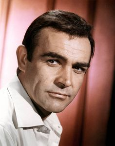 Sean Connery Pinterest