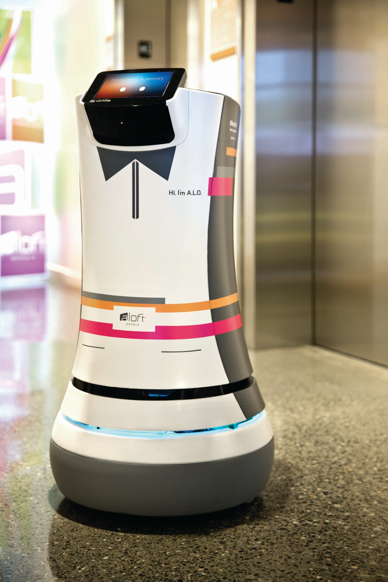 botlr hero one lr - Robots Fired for Low Job Performance