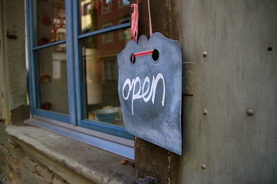 open - The Best Advice for Starting a Post-Retirement Business