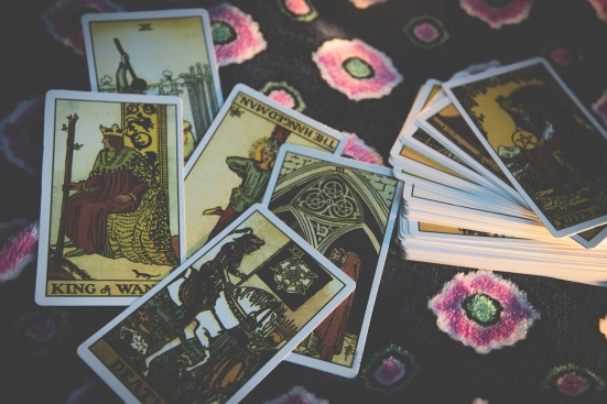 Tarot Cards For Tarot Readings